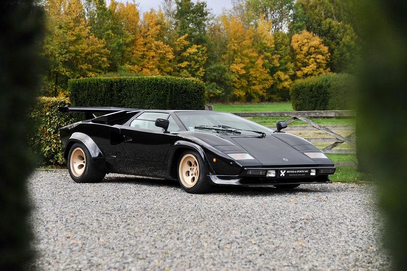 Lamborghini Countach LP400SII