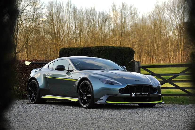 Aston Martin Vantage GT8 - ex.1 of 150