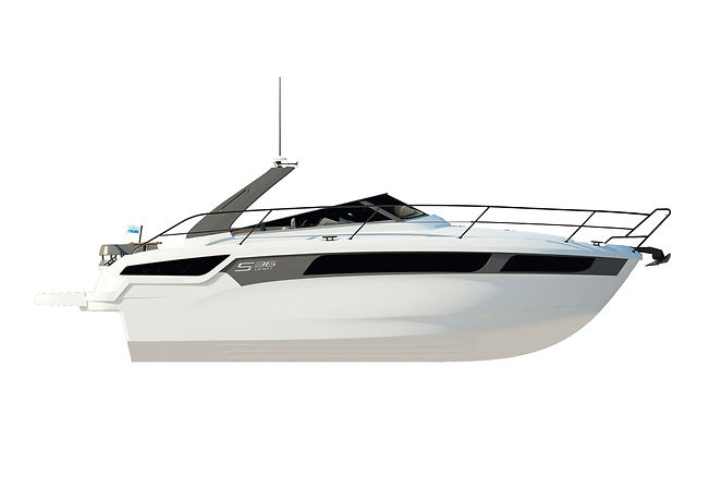 Bavaria Yachts S36 Open
