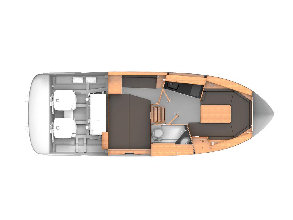Bavaria yachts S30 Open