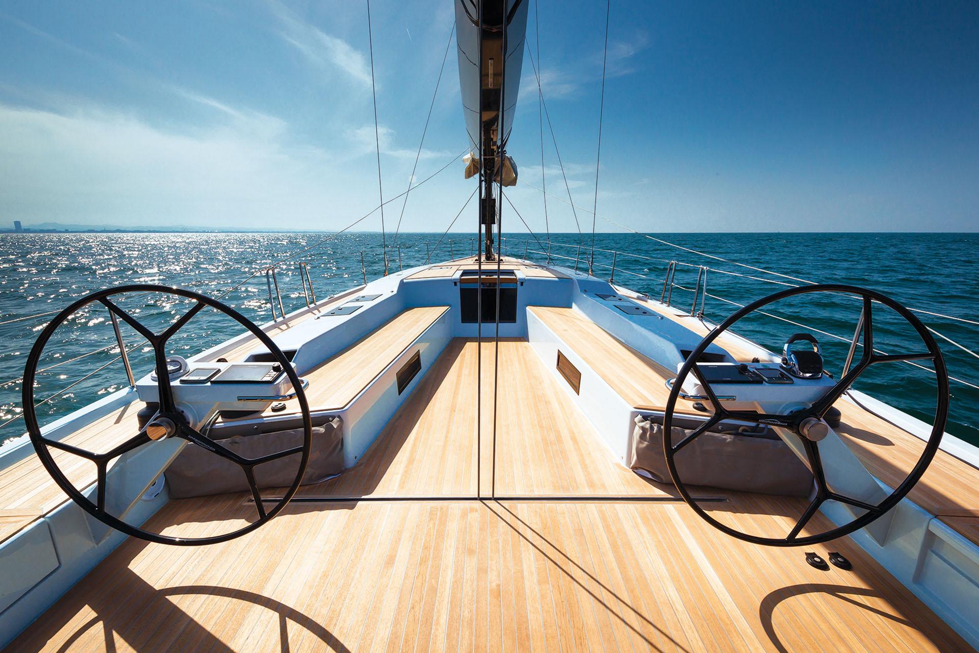veleiros lisboa dufour yachts