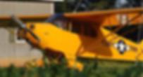 1941 Piper J-5A Cub Cruiser available for tailwheel instruction and tailwheel endorsements at Hampton Road Airport (KPVG)  Hampton Roads, Norfolk, Virginia Beach, Chesapeake, Hampton, Newport News, Suffolk, Tidewater, Virginia area