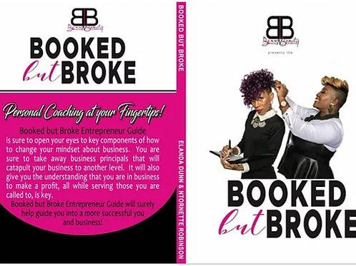 Booked But Broke Entrepreneur Guide