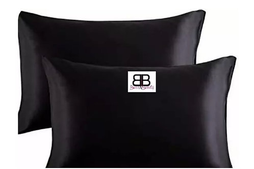 King Signature Satin Pillowcase (One)