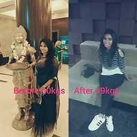 Miss Alka form 60 to 49 Kgs F4E