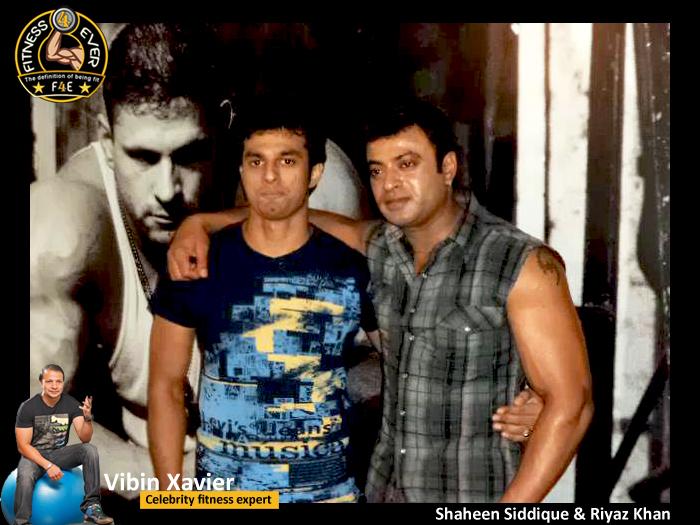 Shaheen Siddique & Riyaz Khan
