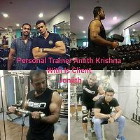 Jonjith body transformation F4E
