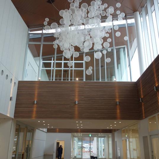 珠洲市新図書館