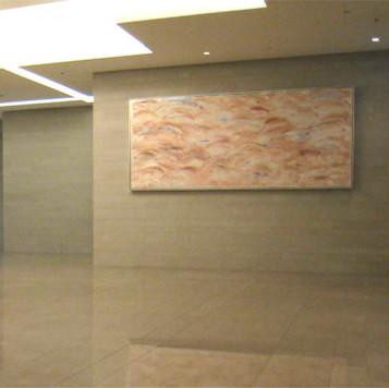 2010羽田空港国際線サクララウンジ