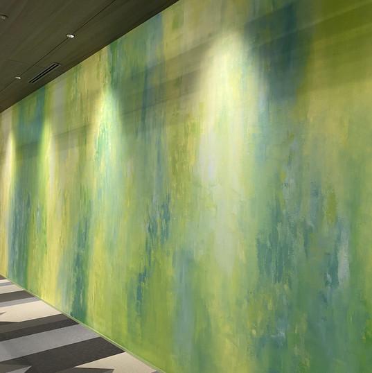 OH-1廊下壁画