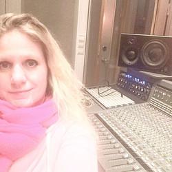 AnnaK in the Studio Falun!