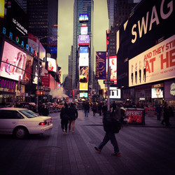Times Square NYC!