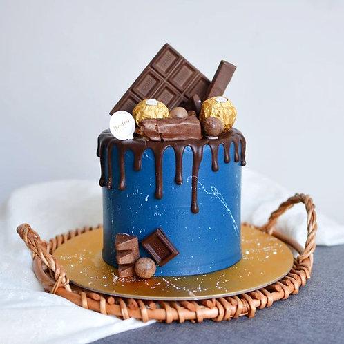 Navy Chocolates
