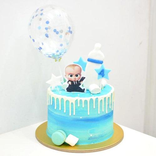Blue Baby Boss