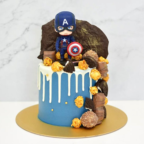 Captain America Galore