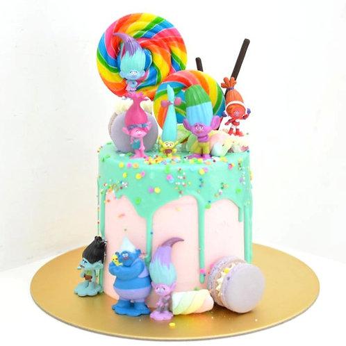 Trolls Candyland