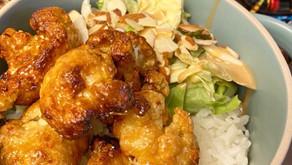 KFC - Korean Fried Cauliflower