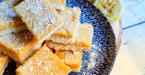 Lemon bars (Pioneer Woman Recipe)