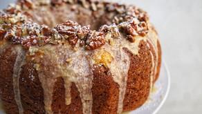 Pumpkin Pecan Spice Bundt Cake