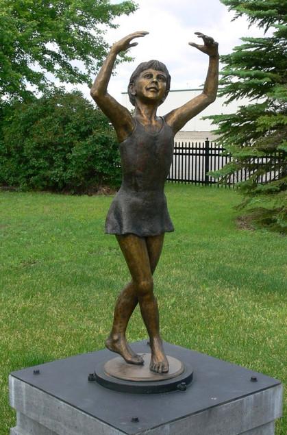 Grace, Dancing Girl (outdoor)