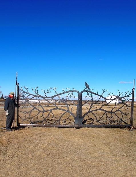 Rozwadowski's Gate (with Jake)