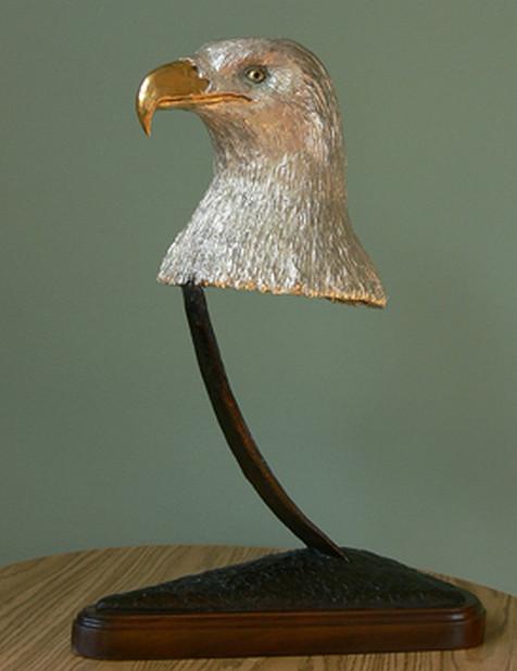 Fierce Hunter 1 (gold patina)