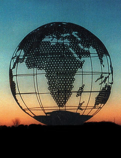 Globe (summer sunset)