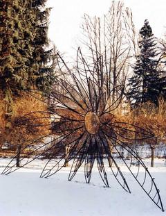 Leaf & Flower Screen (winter)