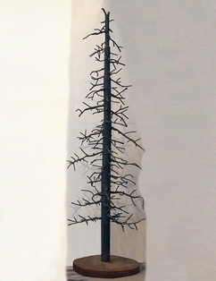 Tree - Study for Eagle on Tree
