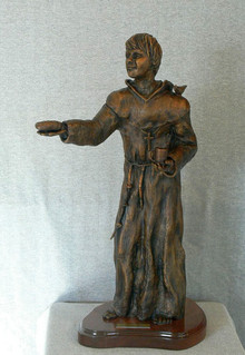 St. Francis (left side)