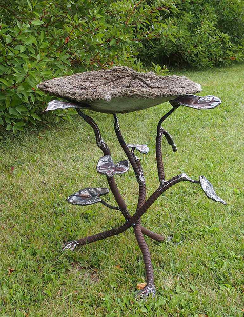 Margie's Bird Bath (with pool)