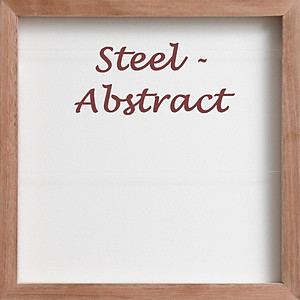 Steel - Abstract
