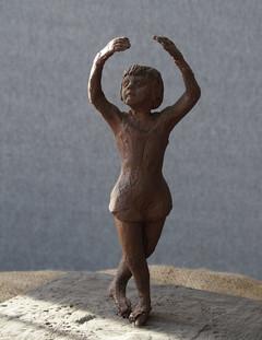 Dancing Girl (maquette)
