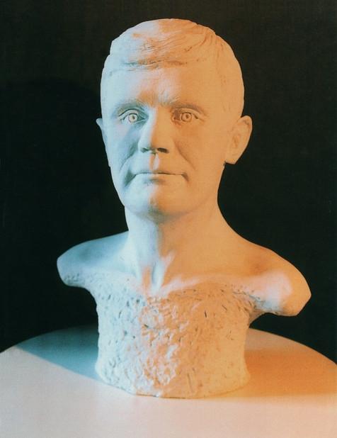 Bust of John Abrams