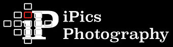 iPics Photograhy logo and brand name