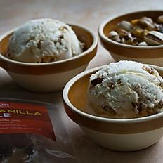 Pistachio Vanilla Crunch