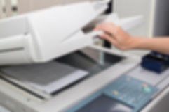 Cópia, Xerox, Impressão