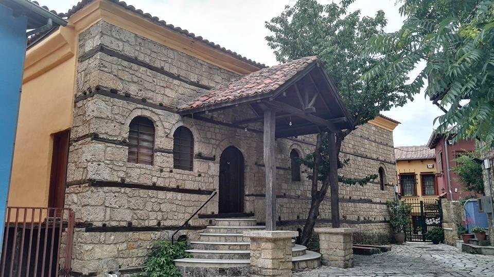 Berea (Veria), Greece - Synagogue
