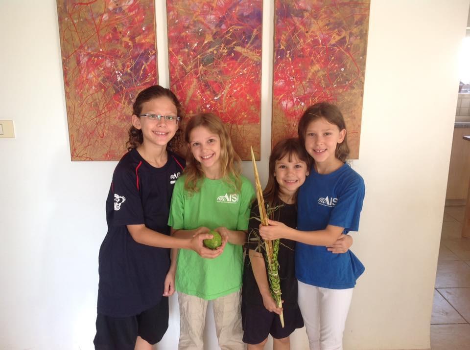 Sukkot 2015 Israel