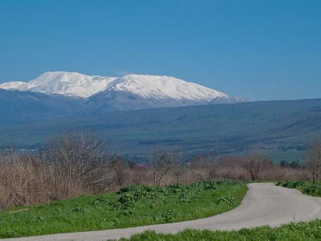Mt. Hermon - Biblical Experience
