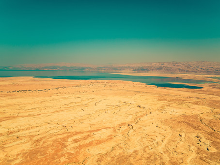 Dead Sea - Biblical Experience
