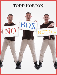 No Box Needed Audio book released!