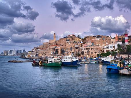 Jaffa - Yafo - Bibilical Experience