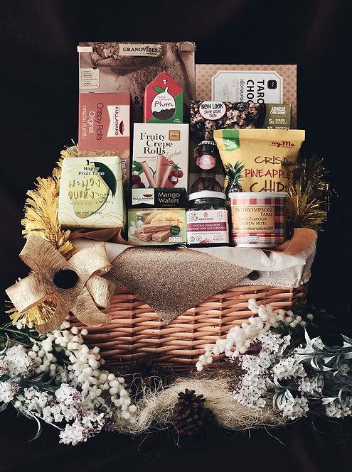 1021NY1904 - C19-1 NY Gift Basket M Goldie