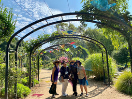 Eastside Bible Study Group at Descanso Gardens [September/October 2021]