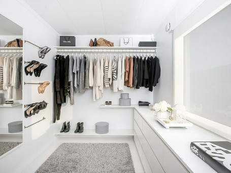 3 EASY STEPS TO OVERHAUL YOUR CLOSET TODAY