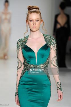 New York Fashion Week Runway Makeup