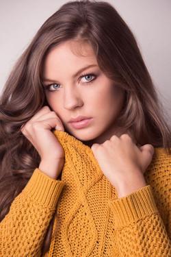 Natural Makeup from Photo Shoot