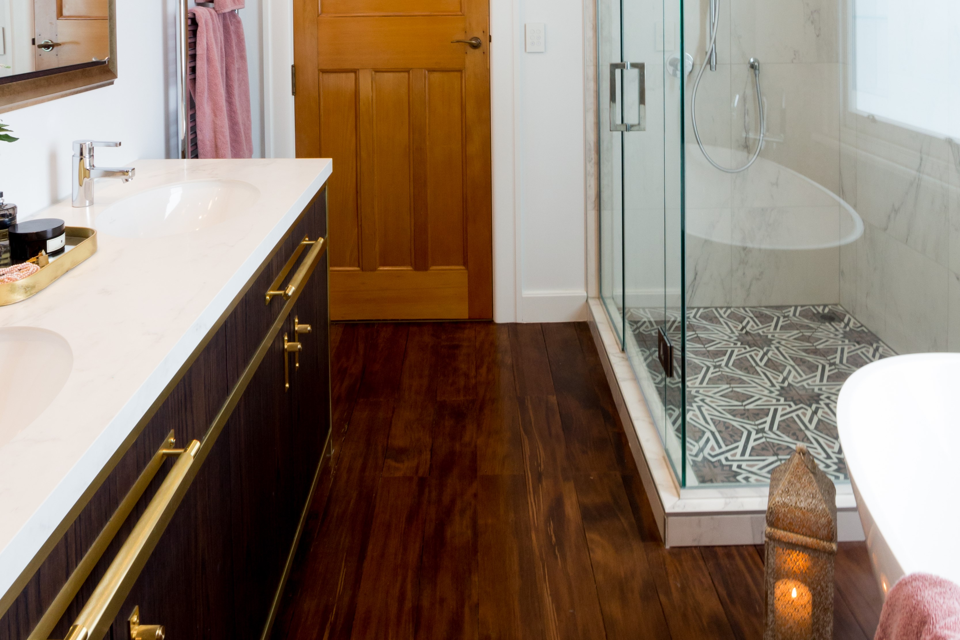 MOABELL DESIGN Shower Floor