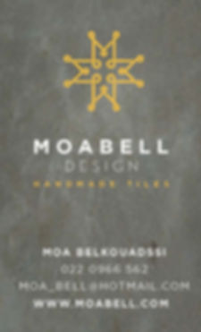 Moabell Design Handmade Tiles Local Artisan made and located in Whanganui New Zealand